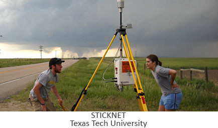StickNet at Texas Tech University